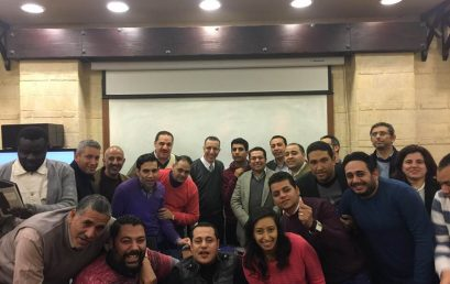 القس الدكتور يوحنا كتناشو يُقدّم دورة عن اللاهوت الفلسطيني في القاهرة