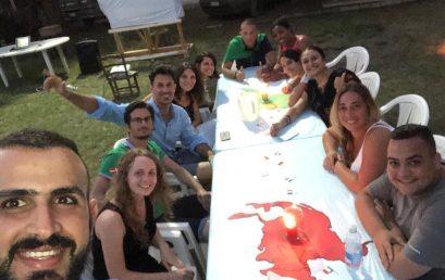 طلاب كلية بيت لحم للكتاب المقدس حول العالم في صيف 2018!
