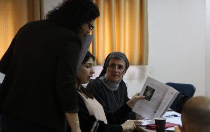كلية بيت لحم للكتاب المقدس تستضيف تدريب معلمي  التربية المسيحية في المدارس الثانوية
