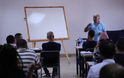 كلية بيت لحم للكتاب المقدس تُضيف برنامج دبلوم مهني متوسط في اللغة العبرية إلى برامجها