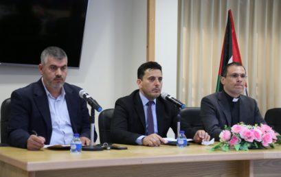 كلية بيت لحم للكتاب المقدس تُطلق مبادرة المنتدى الفلسطيني الأكاديمي لحوار الأديان بالتعاون مع جامعة النجاح