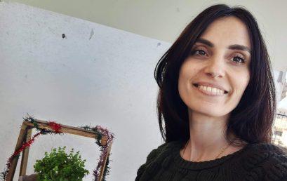 تعرّفوا على طالبتنا من غزة: مرسيل الجلدة