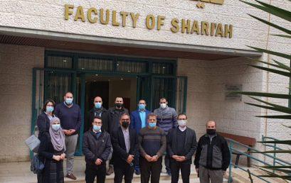 التحالف الأكاديمي لحوار الأديان في فلسطين يعقد ورشة عمل في نابلس بمشاركة كلية بيت لحم للكتاب المقدس