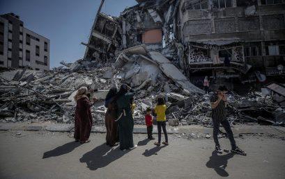 ماذا بعد وقف إطلاق النار؟ بقلم اليانور خوري، طالبة ماجستير من غزة