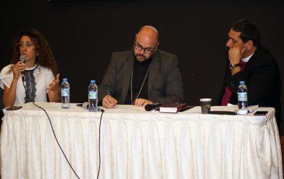 """مركز رؤية جديدة الإعلامي يعقد ورشة عمل حت عنوان """"دور المرأة القيادية في الكنيسة – الجانب اللاهوتي"""""""