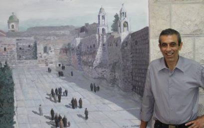 Faith, Art and Vocation: An Interview with Zaki Baboun