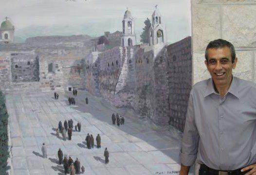 Faith, Art and Vocation: An Interview with Zaki Baboun