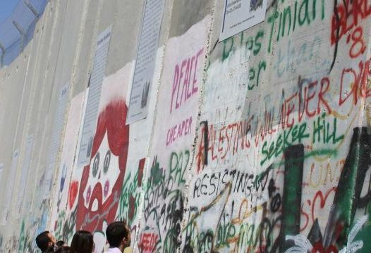 BBC Students Joined the World Week for Peace in Palestine-Israel
