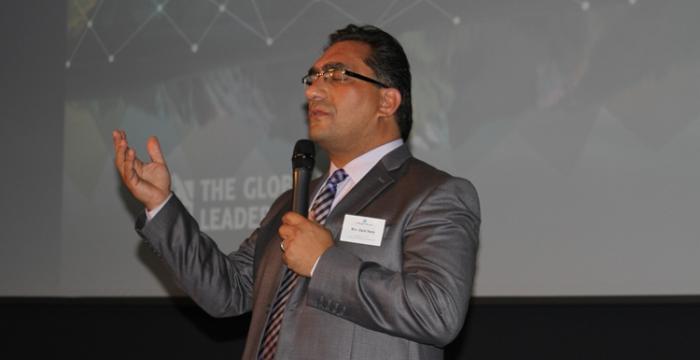BBC hosts Global Leadership Summit in Bethlehem
