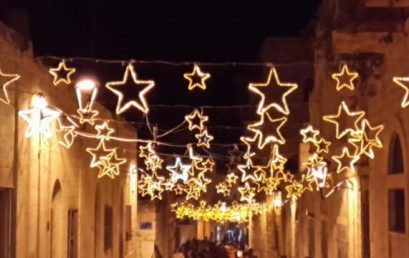 """Yet In Thy Dark Streets Shineth…"" Bethlehem through the eyes of a volunteer"