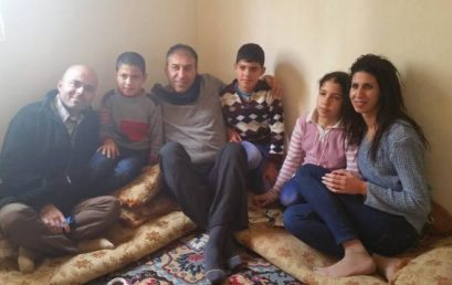 A Visit With The Syrian Refugees