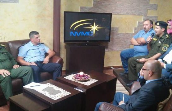 """Children's Safety on the Roads"" A talk show by the New Vision Media Center"