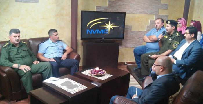 """""""Children's Safety on the Roads"""" A talk show by the New Vision Media Center"""