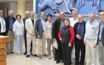 Bethlehem Bible College Hosts Delegation of Members of the British Government