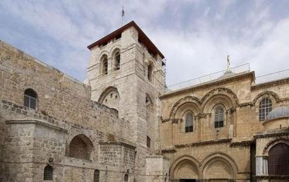 Living Near the Holy Sepulchre