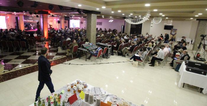 Opening Session for Christ at the Checkpoint 4: The Gospel in the Face of Religious Extremism
