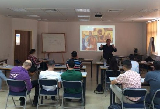 The Ancient Art of Iconography: Special Lecture For The Tour Guide Students