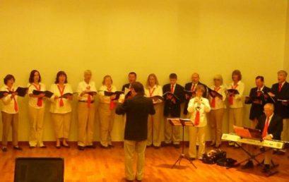 Chancel Choir Performs at BBC