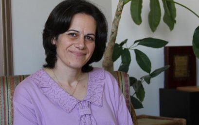 Announcing Presidential Scholarship Recipient – Nahida Sleiby