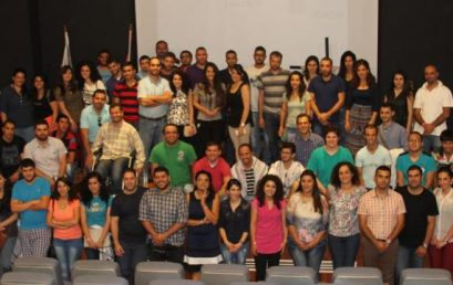"""Alkufiyyeh wa Alsaleeb"" BBC Hosts Conference for Young Palestinian Christians"