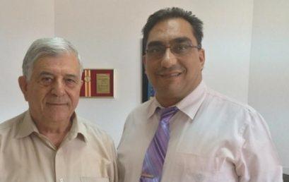 Bethlehem Bible College Appoints Rev. Jack Sara to President