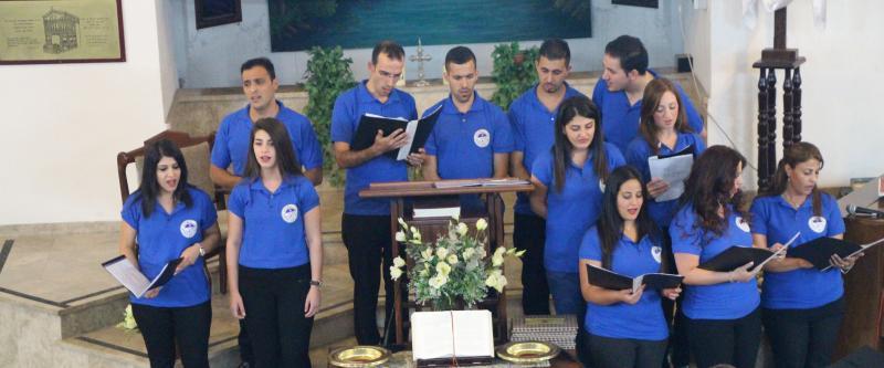 Bethlehem Bible College Choir: A Unique Voice for Palestinian Christians