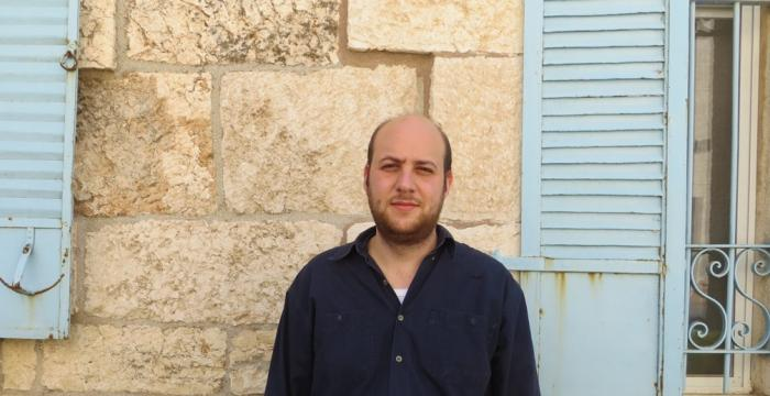 Haytham Dieck Appointed Tour Guide Program Coordinator of Bethlehem Bible College's Tour Guide Department