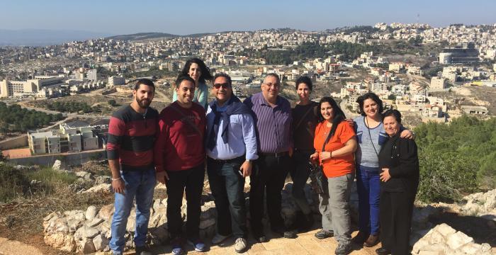Prayer Conference in Nazareth
