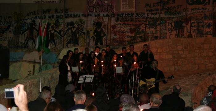 A Season for Giving… and Singing! Christmas from Bethlehem