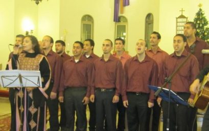 Bethlehem Bible College Choir Christmas Concert in Nablus