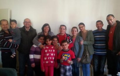 Report on the Seventh Mission trip to Jordan: Amman