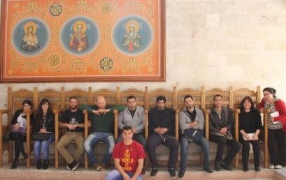 Exploring Palestinian Cultural Heritage by Tour Guide Students