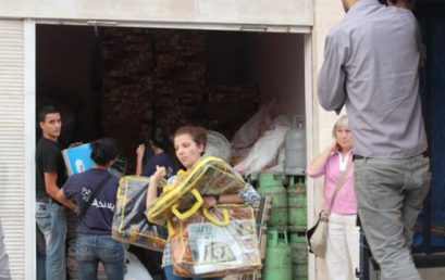 5th Mission Outreach to Syrian Refugees in Jordan