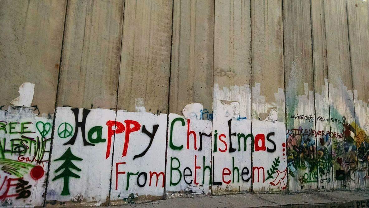Bethlehem, Palestine.