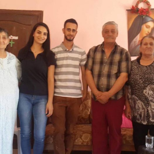 Tales of Hope in the Midst of Tragedy: BBC Students Visit Iraqi Refugees in Jordan