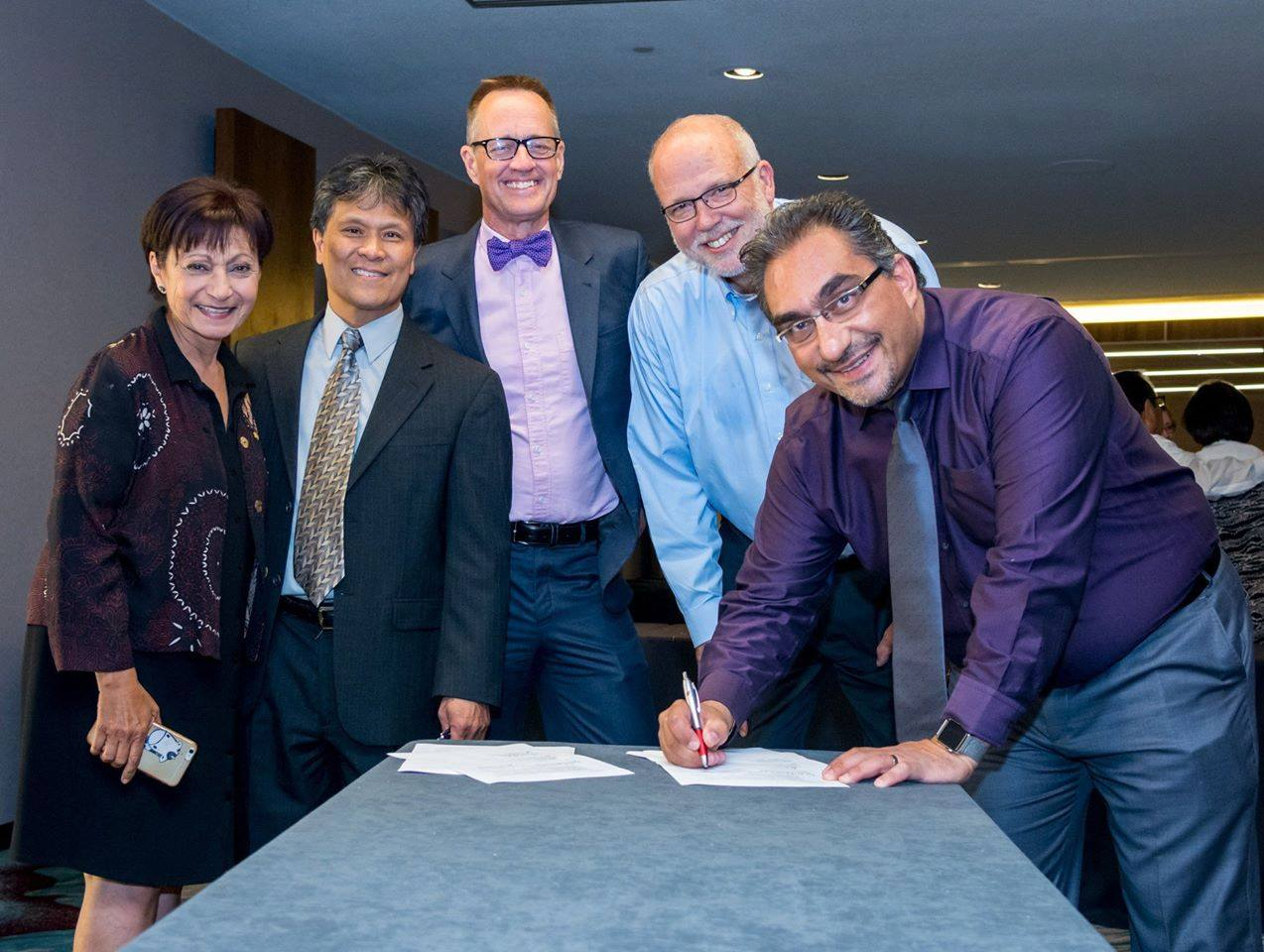 Partnership: North Park Theological Seminary and Bethlehem Bible College