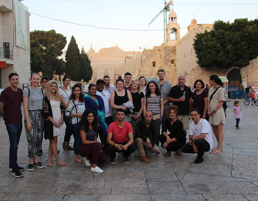 BethBC Cultural Exchange with Group from the United Kingdom