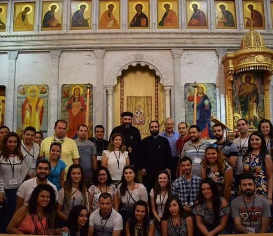 Kassandra Al-Massou Represents BethBC at the Middle East Ecumenical Institute in Lebanon