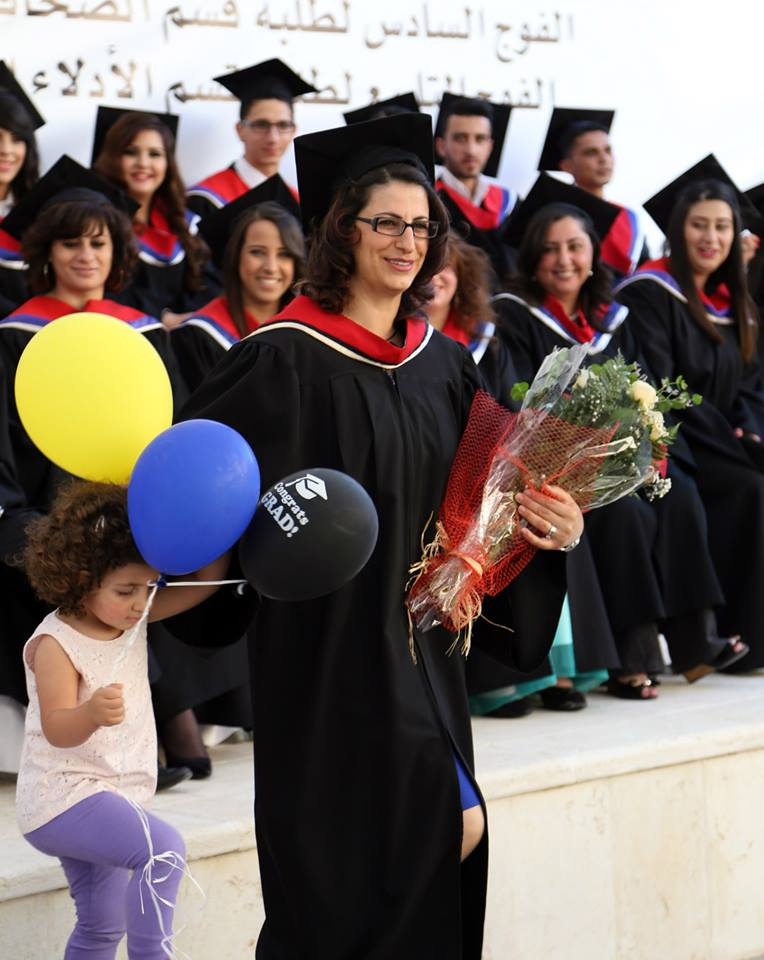 Blossoming in Any Circumstance Meet Our Faculty Member: Shireen Awwad Hilal