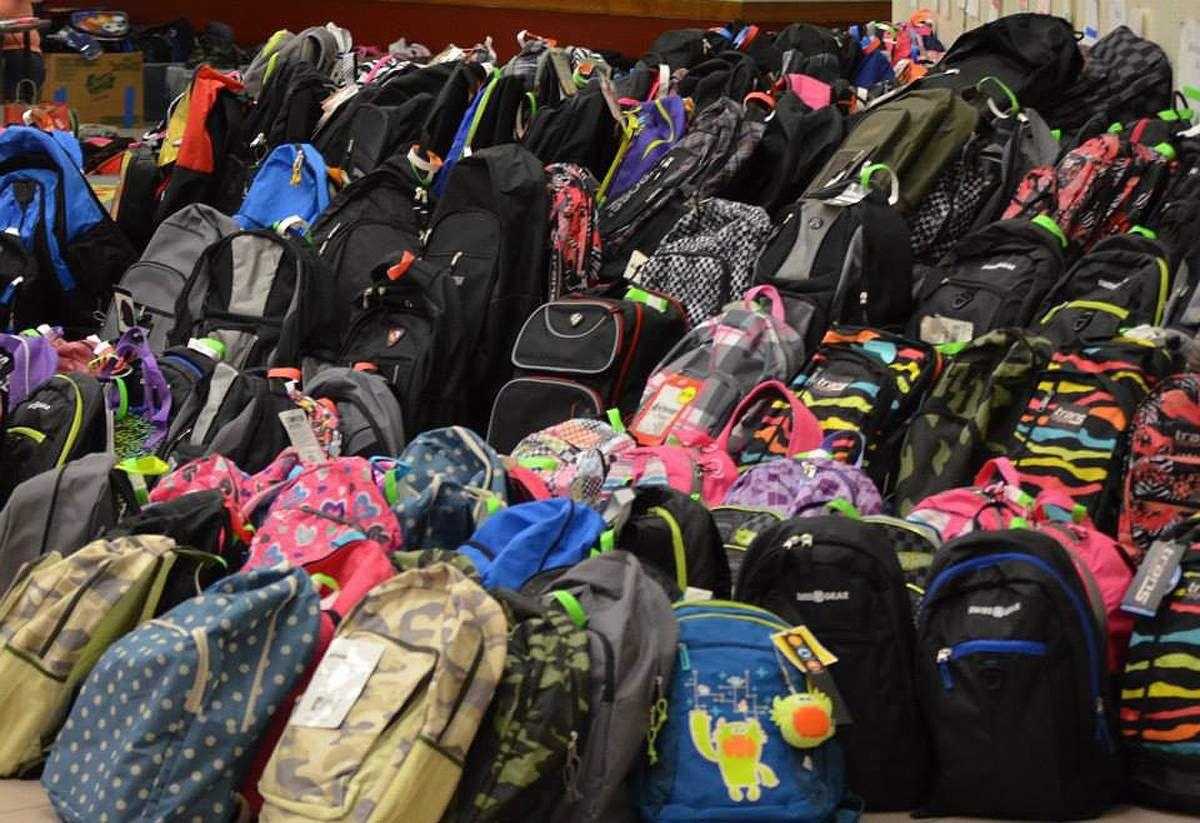 BethBC Graduates Collect School Bags for Needy Students