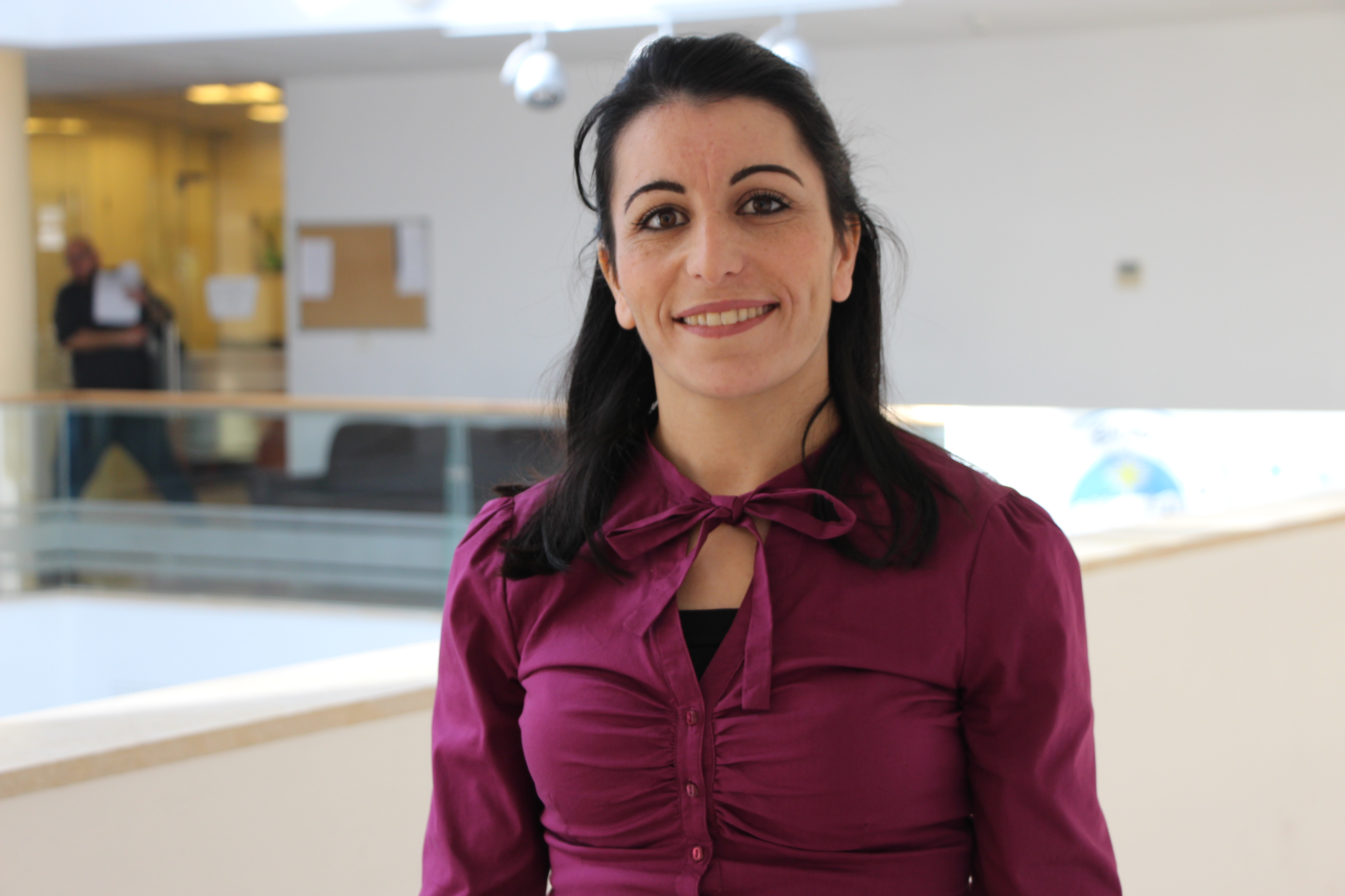 """Meet One of Our Students: Suhad Lolas """"For I know the plans I have for you…"""""""