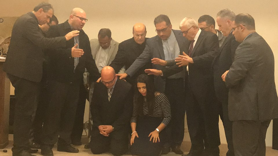 From Egypt I Called my Son; Ordination of Our Chaplain Michael Arteen