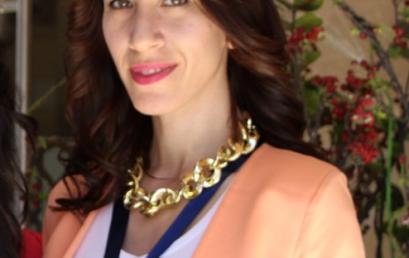 Meet Christ at the Checkpoint Coordinator: Razan Kutlo