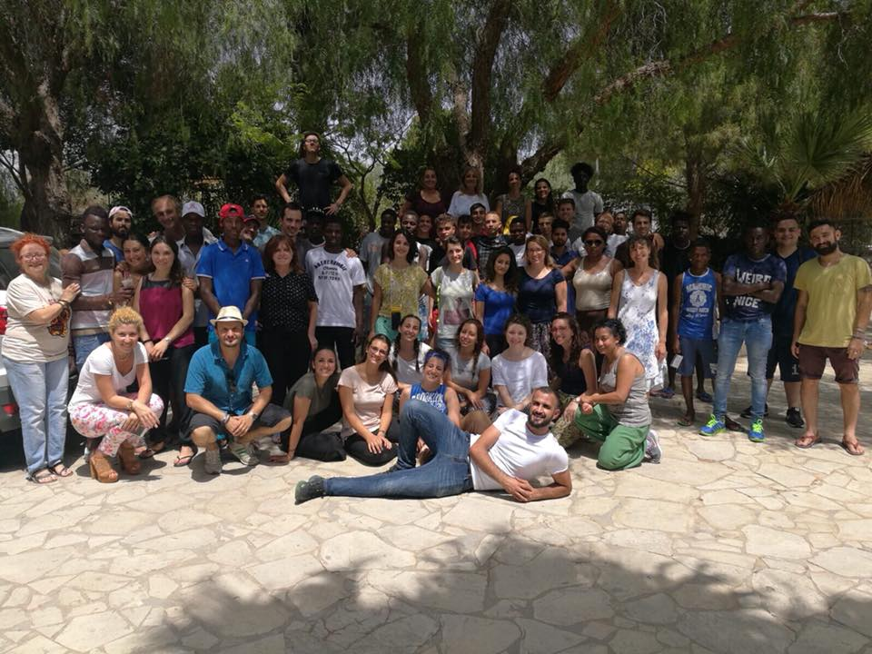 BethBC's Students Around the World in Summer 2018!