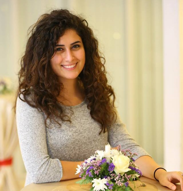 Meet Areej Masoud – Passionate to Speak on Behalf of Her People
