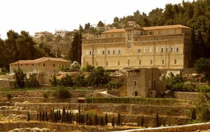 Cremisan Monastery: 7th Century Christian Presence in Palestine