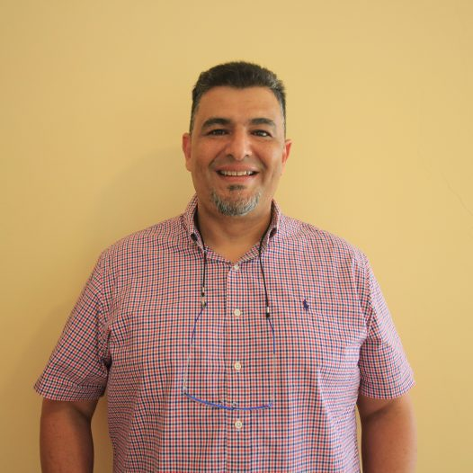 Chairman of BethBC: Dr. Tanas Alqassis