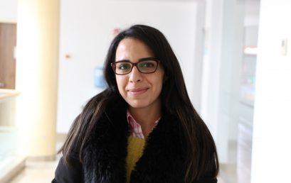 Meet One of Our Freshmen: Ghada Bannoura