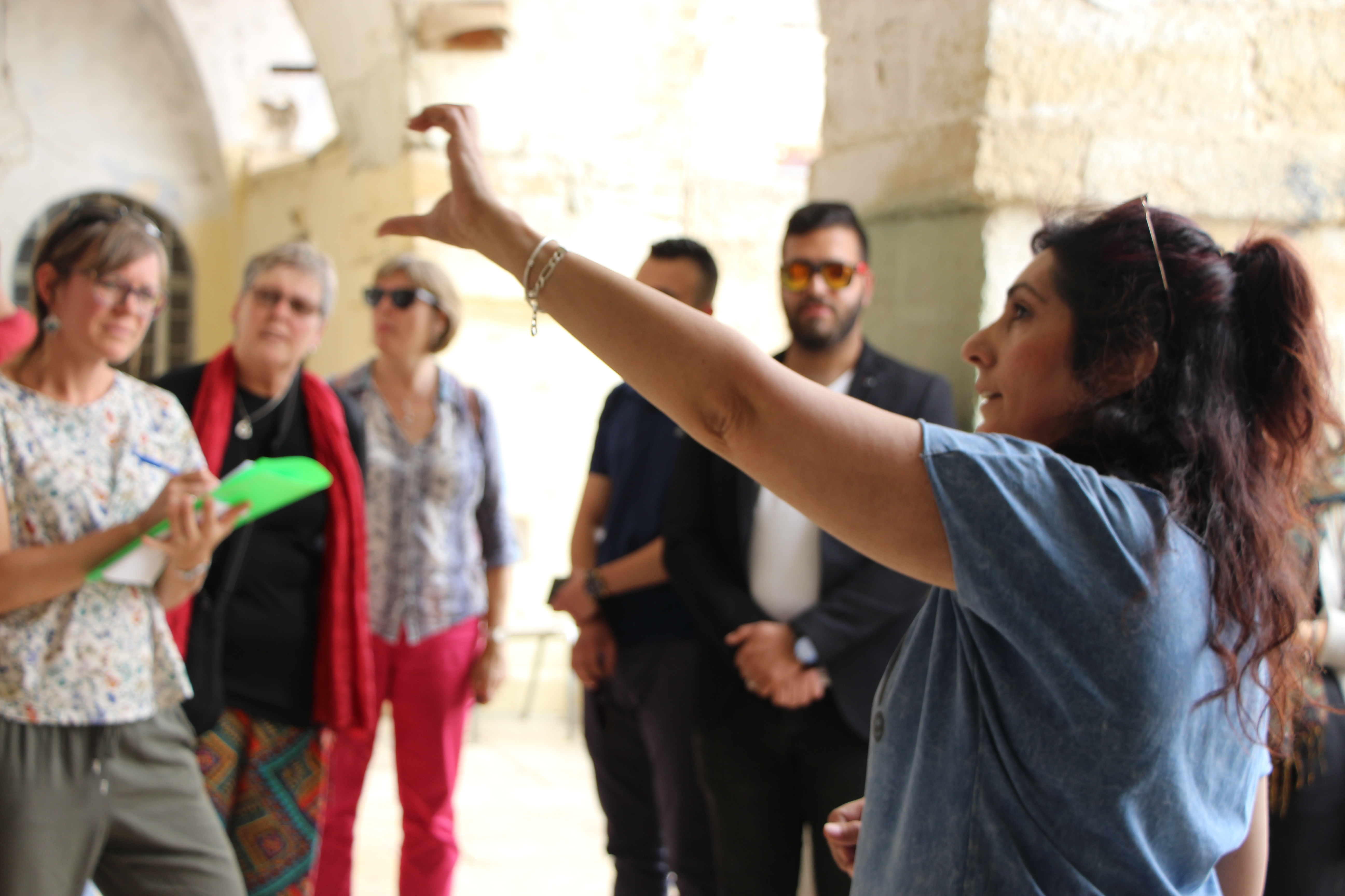 Tour Guides: Ambassadors of Culture and History