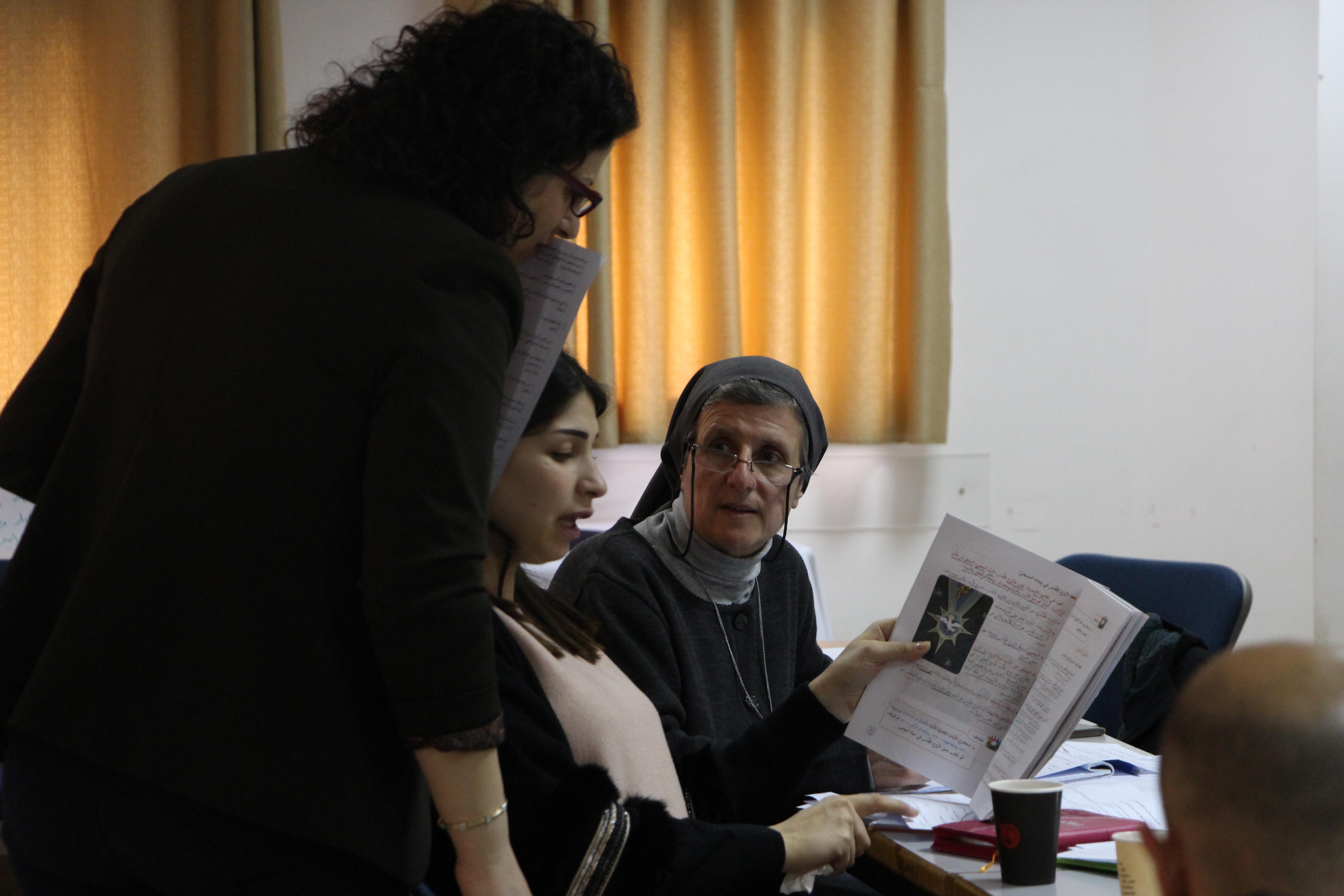 Bethlehem Bible College Hosts Training for Christian Education High School Teachers